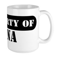 Property of Rena Mug