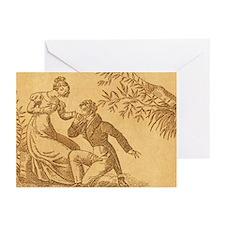 Regency Romance Greeting Cards (Pk of 20)