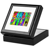 Rainbow movement Keepsake Box