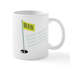 Golf Hole in One Mug