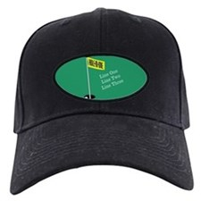 Golf Hole in One Baseball Hat
