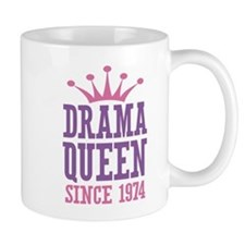 Drama Queen Since 1974 Coffee Mug