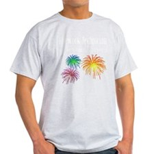 firework-tech-keep-up-dark T-Shirt