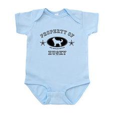 Husky Infant Bodysuit