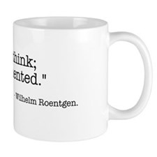 Rontgen Coffee Mug