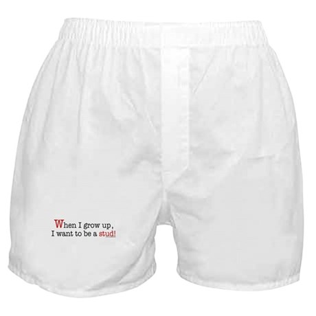 ... a stud Boxer Shorts