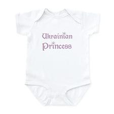 Ukrainian Princess Infant Bodysuit