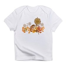 Autumn Crysanthemum Infant T-Shirt