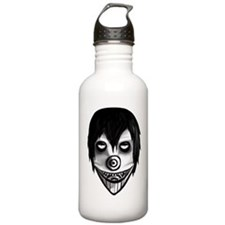 Laughing Jack Stare Water Bottle