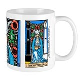 """The High Priestess"" Coffee Mug"