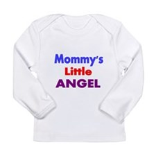 MOMMYS LITTLE ANGEL Long Sleeve T-Shirt