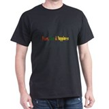 Peace, Love & Nappiness T-Shirt