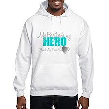 AF Sister Brother is my hero Hoodie