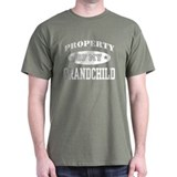 Property Of My Grandchild T-Shirt