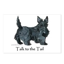 Scottish Terrier Attitude Postcards (Package of 8)