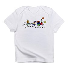 BIRTHDAY TRAIN Infant T-Shirt
