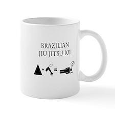 Brazilian Jiu Jitsu Theory Mug