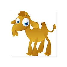 Cartoon Camel Sticker