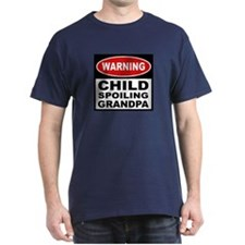 Child Spoiling Grandpa T-Shirt