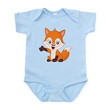 Baby Fox Body Suit