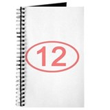 Number 12 Oval Journal