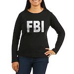 FBI Federal Bureau of Investigation (Front) Women'
