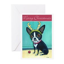 Roxy the Reindeer Greeting Cards (Pk of 10)
