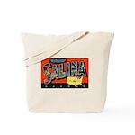 Salina Kansas Greetings Tote Bag