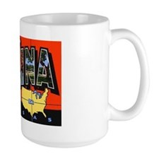 Salina Kansas Greetings Mug