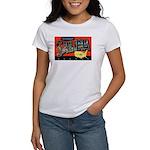 Salina Kansas Greetings (Front) Women's T-Shirt