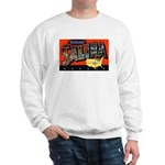 Salina Kansas Greetings Sweatshirt