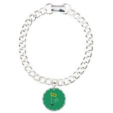 Golf Hole in One Bracelet