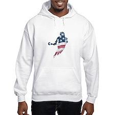 USA Lacrosse Hoodie