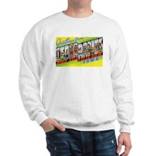 Cedar Rapids Iowa Greetings Sweatshirt