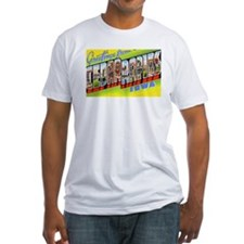 Cedar Rapids Iowa Greetings (Front) Shirt