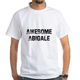 Awesome Abigale Shirt