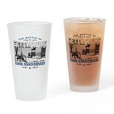 150 Anniversary Gettysburg Battle Drinking Glass