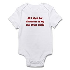 All I Want For Christmas Onesie