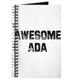 Awesome Ada Journal