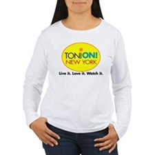 Toni On Logo Long Sleeve T-Shirt