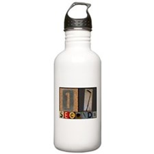 17 Seconds - Goal Water Bottle