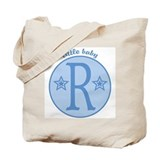 Baby R Tote Bag