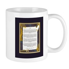 IF by Rudyard Kipling Mug