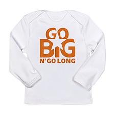 Go Big Long Sleeve Infant T-Shirt