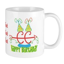 CUSTOMIZE Cross Country Running Birthday Mug