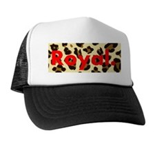 Leopard Hat