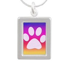 Sail Screen Rainbow Paw Rug Necklaces