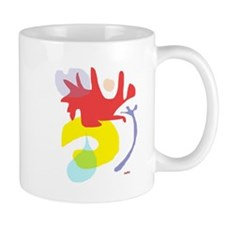 Abstract ala Matisse 1 Mug