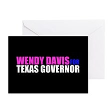 Wendy Davis for Governor Greeting Cards (Pk of 20)