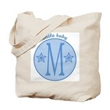 Baby M Tote Bag